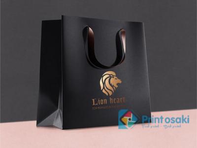 Những lợi ích khi sử dụng dịch vụ in túi giấy siêu thị