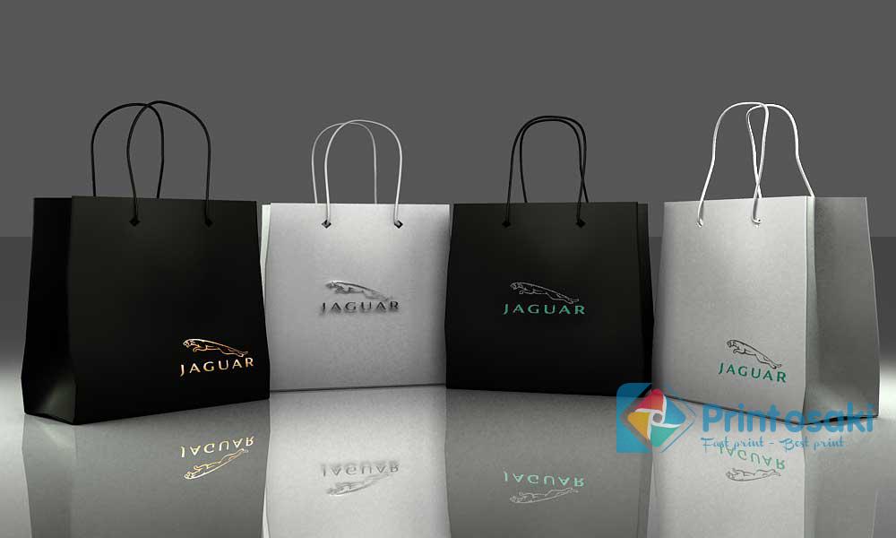 Túi giấy đẹp thời trang giá rẻ