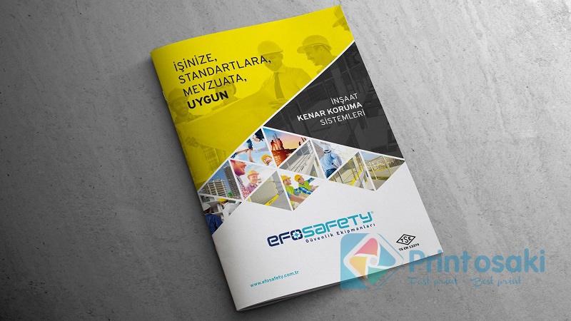 Muốn thiết kế và in catalogue đẹp cần làm nổi bật tiêu đề