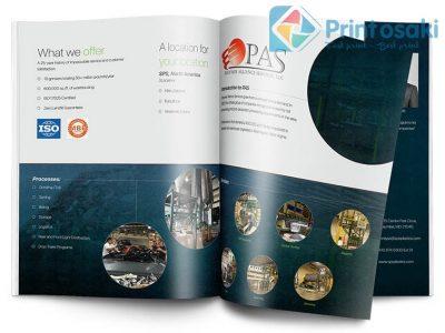Công ty thiết kế và in catalogue giá rẻ uy tín ở Hà Nội