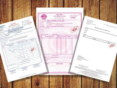 Địa chỉ in hóa đơn bán hàng tại Hà Nội – Miễn phí thiết kế 2021