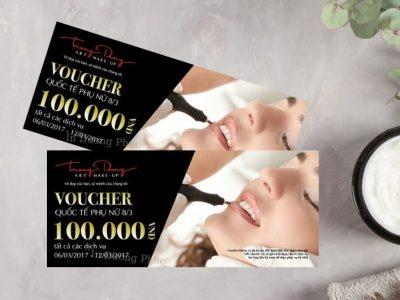 Xưởng in voucher giá rẻ tại Hà Nội – THIẾT KẾ MIỄN PHÍ